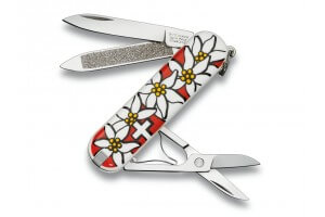Couteau suisse Victorinox 5 pièces Classic Edelweiss
