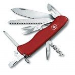 Couteau suisse Victorinox Outrider rouge 111mm 15 fonctions